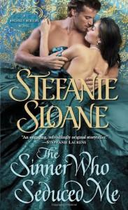 The Sinner Who Seduced Me - Stefanie Sloane