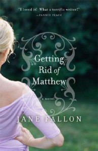 Getting Rid of Matthew - J. Fallon