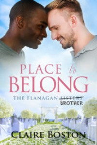 Place to Belong - Claire Boston