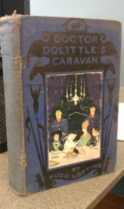 Doctor Dolittle's Caravan - Hugh Lofting