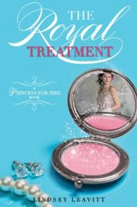 The Royal Treatment - Lindsey Leavitt