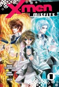 X-Men: Misfits - Raina Telgemeier, Dave Roman, Anzu