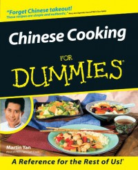 Chinese Cooking For Dummies - Martin Yan