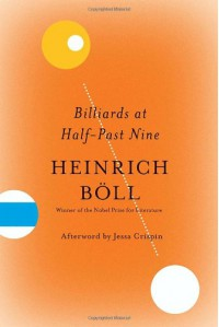 Billiards at Half-Past Nine - Heinrich Böll, Patrick Bowles