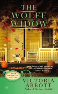 By Victoria Abbott The Wolfe Widow (A Book Collector Mystery) - Victoria Abbott