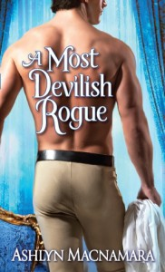 A Most Devilish Rogue - Ashlyn Macnamara