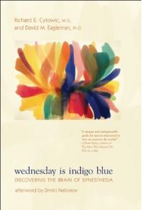 Wednesday Is Indigo Blue: Discovering the Brain of Synesthesia - Richard E. Cytowic, David Eagleman