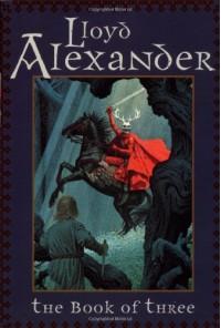 The Book of Three (The Prydain Chronicles #1) - Lloyd Alexander