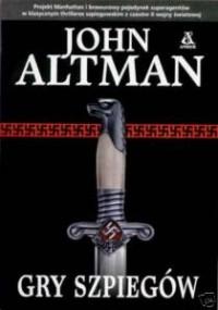 Gry szpiegów - John Altman