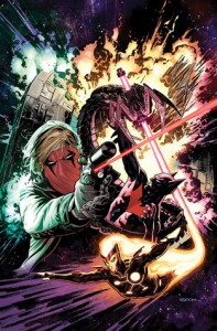 Futures End The New 52, Vol. 1 - Jeff Lemire, Jesús Merino, Keith Giffen, Aaron Lopresti, Brian Azzarello, Scot Eaton, Patrick Zircher, Dan Jurgens
