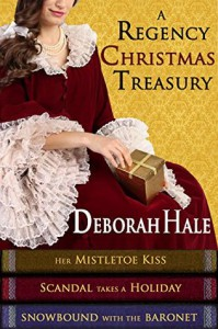 A Regency Christmas Treasury: (Box Set) - Deborah Hale