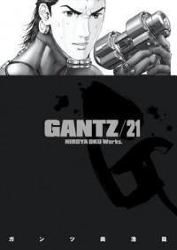 Gantz/21 - Hiroya Oku