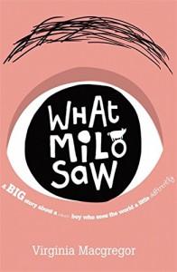 What Milo Saw - Virginia Macgregor