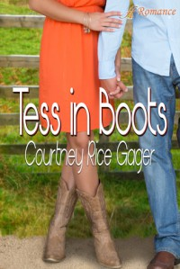 Tess in Boots - Courtney Rice Gager