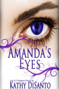 Amanda's Eyes (A.J. Gregson) - Kathy Disanto