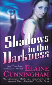 Shadows in the Darkness - Elaine Cunningham
