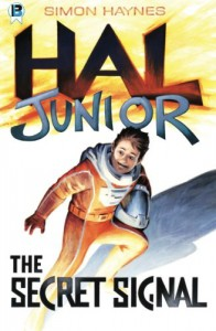 Hal Junior: The Secret Signal - Simon Haynes