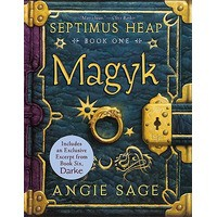 Magyk - Angie Sage