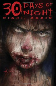 30 Days of Night: Night, Again - Sam Kieth