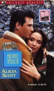 Hiding Jessica - Alicia Scott