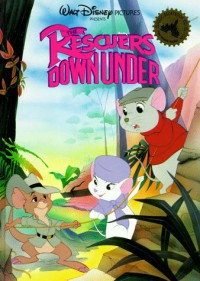The Rescuers Down Under (Mouse Works Classic Storybook Collection) - Walt Disney