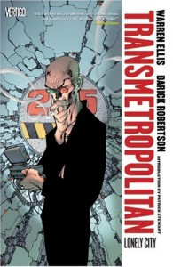 Transmetropolitan, Vol. 5: Lonely City (New Edition) - Warren Ellis, Darick Robertson, Rodney Ramos