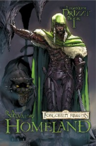 Homeland: The Graphic Novel (Legend of Drizzt: The Graphic Novel, #1) - R.A. Salvatore, Andrew Daab, Tim Seeley