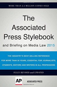 The Associated Press Stylebook 2015 - Associated Press