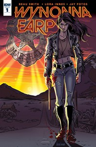 Wynonna Earp (2016) #1 (of 6) - Beau Smith, Lora Innes