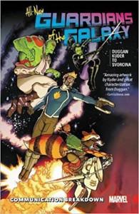 All-New Guardians Of The Galaxy Vol. 1: Communication Breakdown (All-New Guardians Of The Galaxy (2017-2018)) - Gerry Duggan, Aaron Kuder