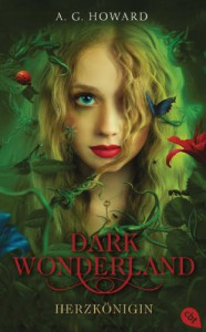 Dark Wonderland - Herzkönigin: Band 1 - Anita Howard