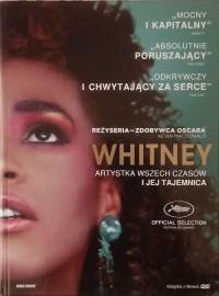 Whitney (film + książka) - praca zbiorowa
