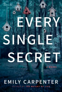 Every Single Secret - Clara Emily Carpenter