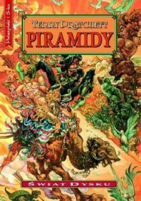 Piramidy - Pratchett Terry