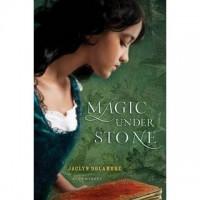 Magic Under Stone (Magic Under, #2) - Jaclyn Dolamore