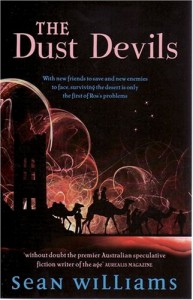The Dust Devils (Broken Land) - Sean Williams