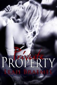 Private Property (Hauberk Protection, #1) - Leah Braemel