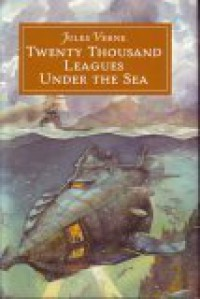 Twenty Thousand Leagues Under the Sea - Jules Verne, Anthony Bonner