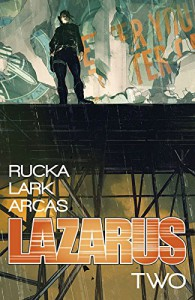 Lift - Michael Lark, Brian Level, Greg Rucka