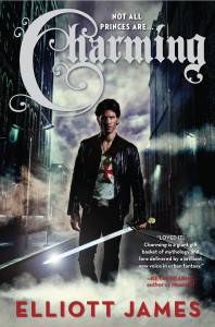 Charming (Pax Arcana, #1) - Elliott James