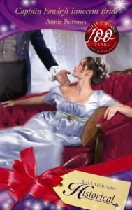 Captain Fawley's Innocent Bride - Annie Burrows