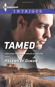 Tamed (Corcoran Team: Bulletproof Bachelors) - HelenKay Dimon