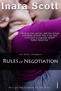 Rules of Negotiation - Inara Scott