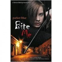 Bite Me (Demon Underground, #1) - Parker Blue