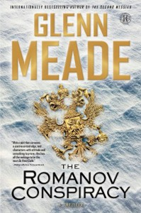 The Romanov Conspiracy - Glenn Meade
