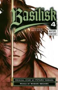Basilisk: The Kouga Ninja Scrolls, Vol. 4 - Masaki Segawa, Futaro Yamada