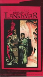 Return to Lankhmar (Fafhrd and the Gray Mouser, #5-6) - Fritz Leiber