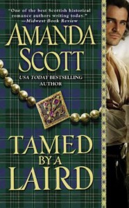 Tamed By A Laird - Amanda Scott