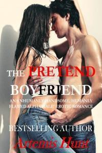 The Pretend Boyfriend - Artemis Hunt