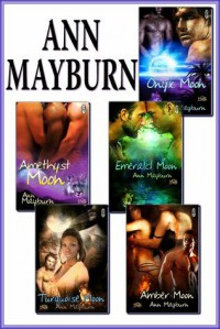 Prides of the Moon (Bundle #1-5) - Ann Mayburn